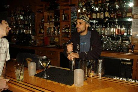 bartender ian